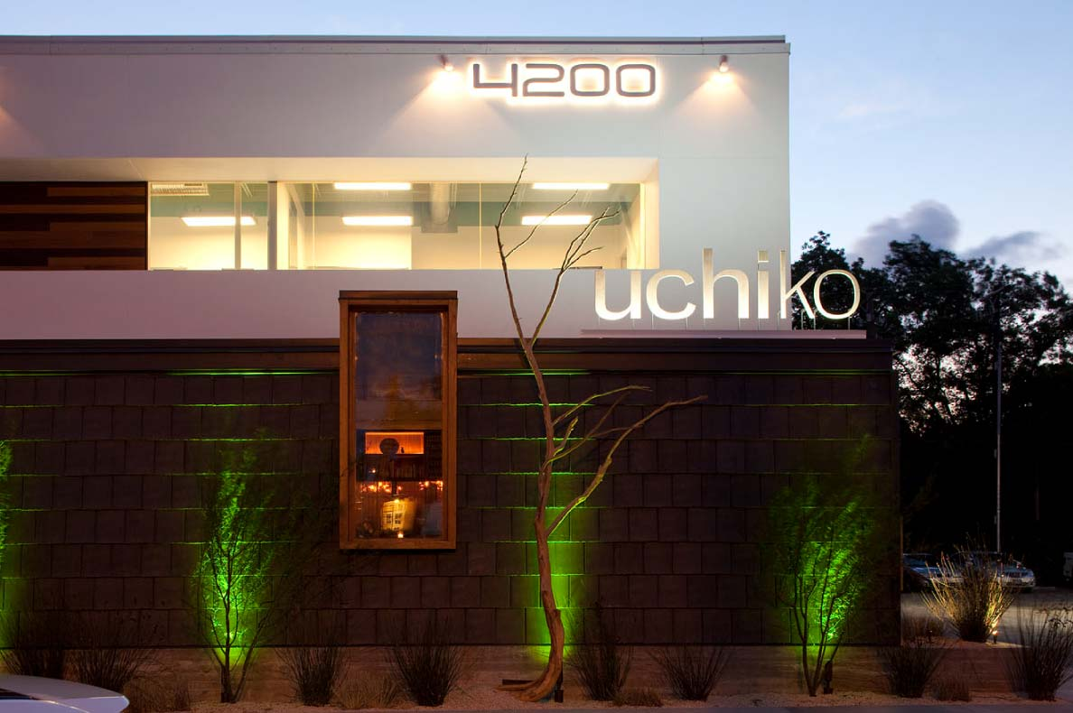 Uchiko Construction Project