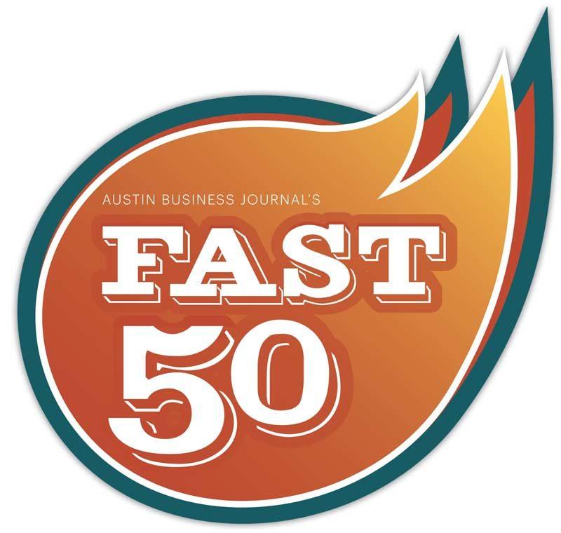 Austin Business Journal Fast 50 Awards