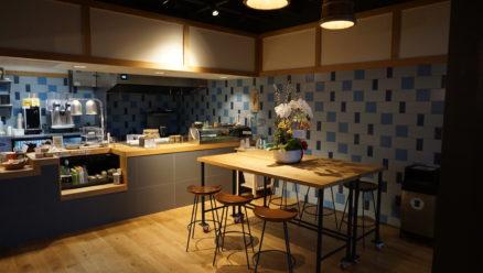 Uroko Restaurant Construction